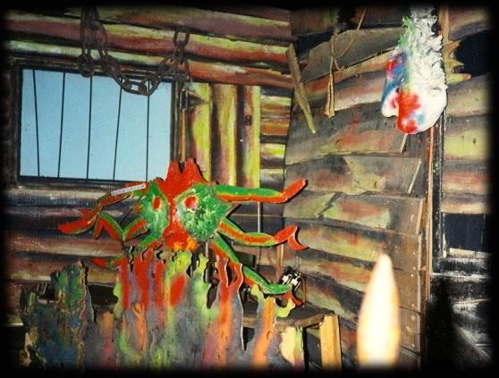 Trimper S Amusements Haunted House The Crab