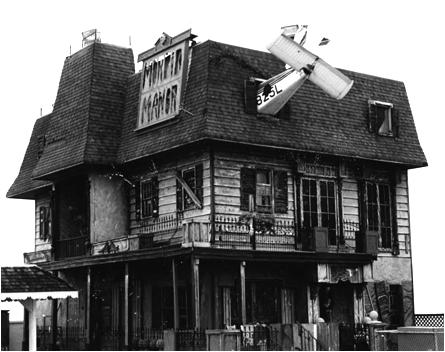 Morbid Manor Ocean City Maryland